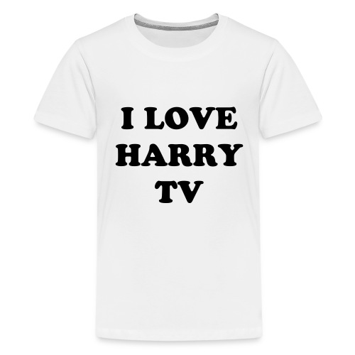 I LOVE HARRY TV TOP - Kids' Premium T-Shirt
