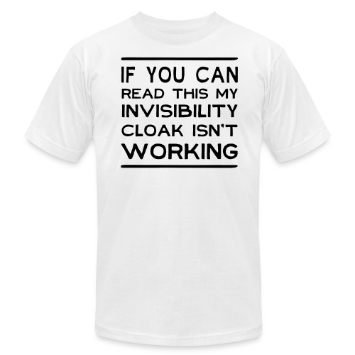 If You Can Read This - Men's Fine Jersey T-Shirt
