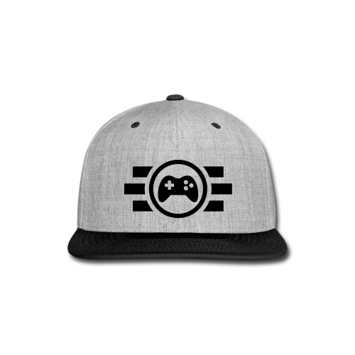 Gamer Snapback - Snap-back Baseball Cap