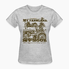 farmland Women's T-Shirts