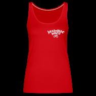 Tanks ~ Women's Premium Tank Top ~ Jailhouse Blues® Ladies Top