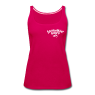 Tanks ~ Women's Premium Tank Top ~ Jailhouse Blues® Ladies Top