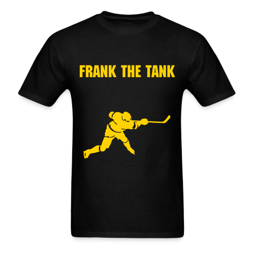 Frank The Tank Vatrano  - Men's T-Shirt