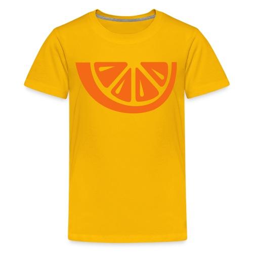 Kid's Orange Slice T-Shirt - Kids' Premium T-Shirt