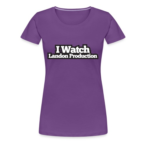 Women's Premium T-Shirt - LP - Women's Premium T-Shirt