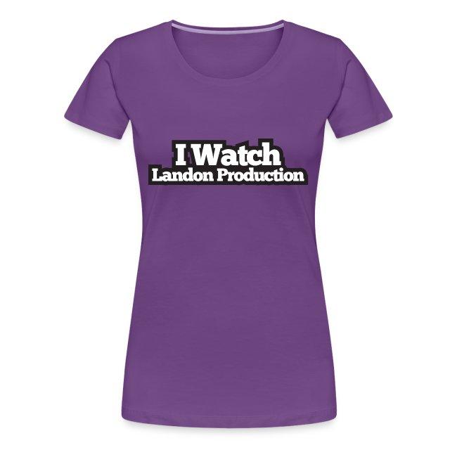 Women's Premium T-Shirt - LP