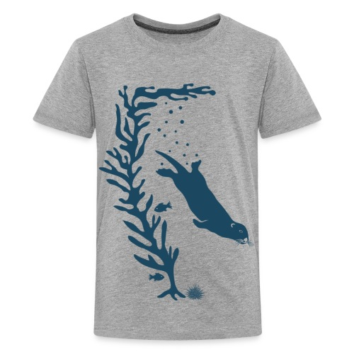 Kid's Otter T-Shirt - Kids' Premium T-Shirt