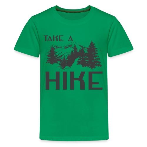 Kid's Take A Hike T-Shirt - Kids' Premium T-Shirt