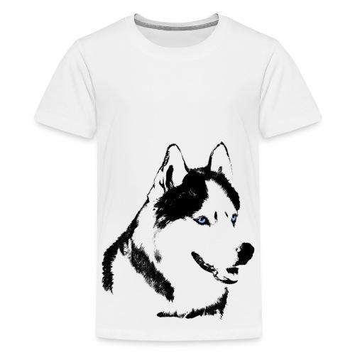 Kid's Husky T-Shirt - Kids' Premium T-Shirt