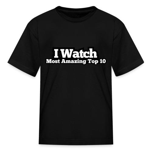 Kids' T-Shirt - Top 10  - Kids' T-Shirt