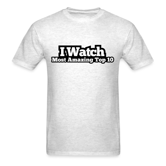 a58c32a7 Landon Dowlatsingh   Mens T-Shirt - Top 10 - Mens T-Shirt