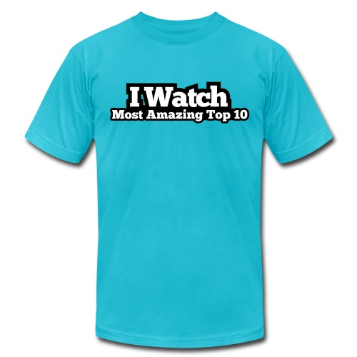 Men's T-Shirt - Top 10  - Men's Fine Jersey T-Shirt