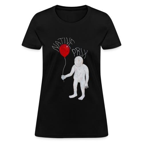 Women's Tee - Black - Women's T-Shirt