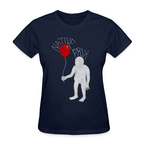 Women's Tee - Navy - Women's T-Shirt