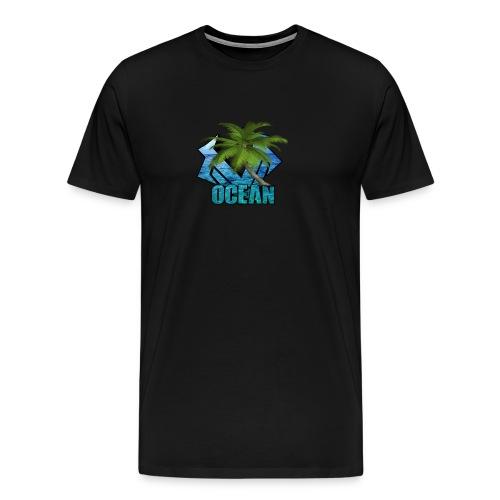Virge Ocean TShirt - Men's Premium T-Shirt