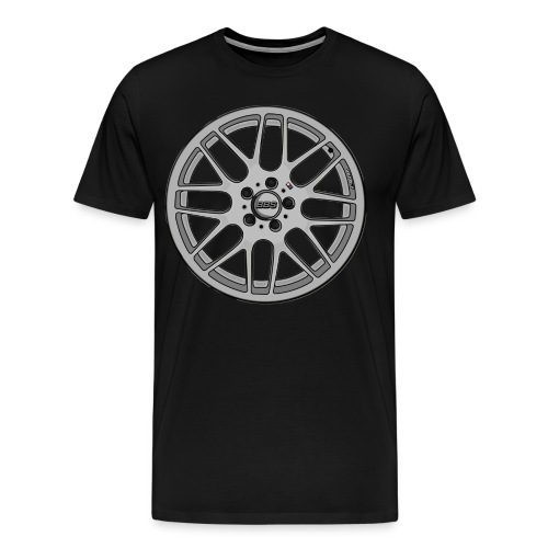 BBS M\\\ Wheel Shirt - Men's Premium T-Shirt