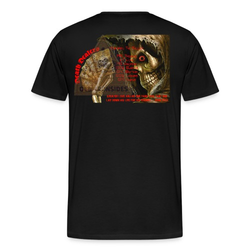 Death Dealer Reunion - 2nd Version - Men's Premium T-Shirt