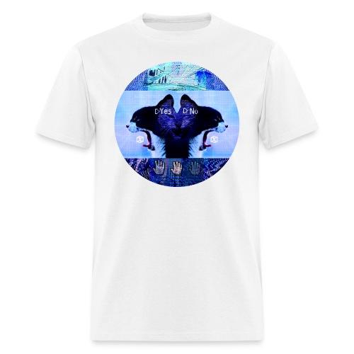 Yes No - Men's T-Shirt