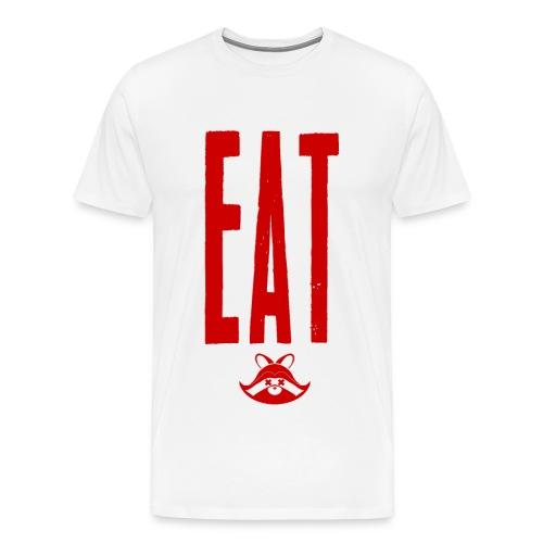Lil'Africa Premium EAT Tee - Men's Premium T-Shirt