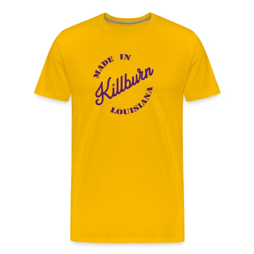 Killburn Made In Louisiana Tee - Men's Premium T-Shirt