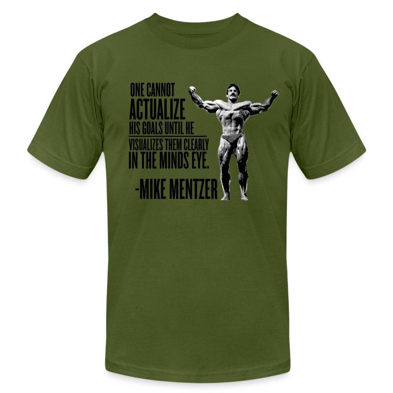 Visualization - Men's Fine Jersey T-Shirt