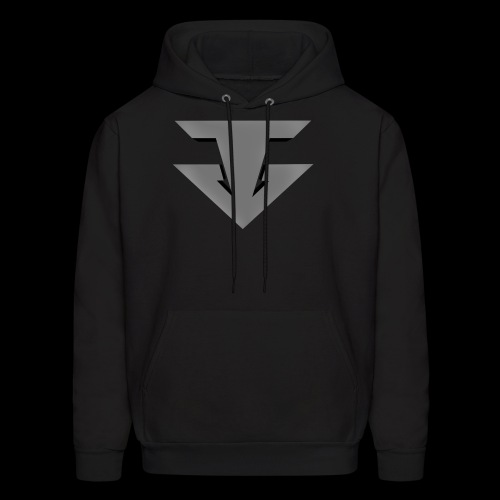 Tour Hoodie w/ Gray Logo - Men's Hoodie