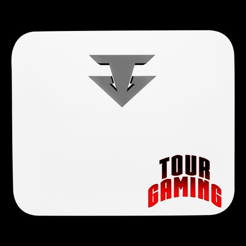Tour Mousepad w/ Text&Logo - Mouse pad Horizontal