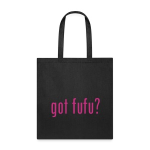 Accessories-Tote Bag--Black-Pink Velvet - Tote Bag