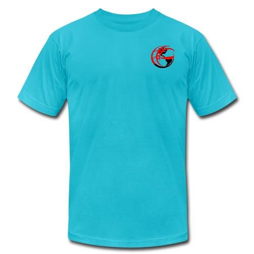 iRock™ Men's T-Shirt by American Apparel - Men's  Jersey T-Shirt