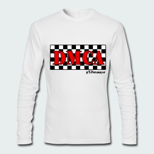 DMCA - Men's Long Sleeve T-Shirt by Next Level