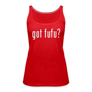 Ladies - Tank-gotfufu-GreedyFace-Red-Black - Women's Premium Tank Top