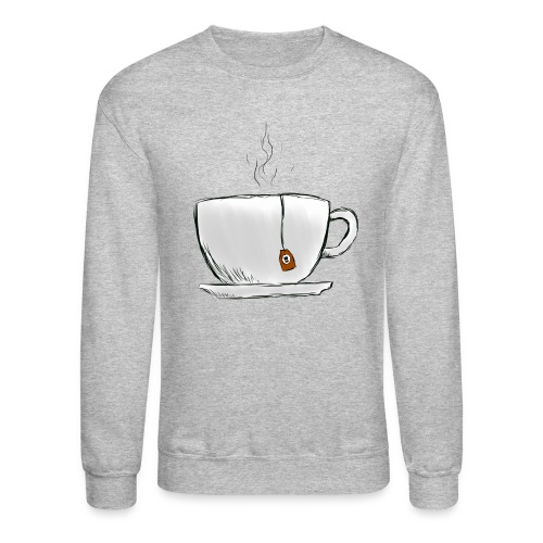 Tea Sweat Shirt - Crewneck Sweatshirt