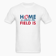Home Is Where The Field Is