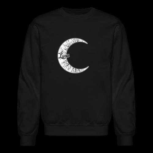 Moon Crewneck - Crewneck Sweatshirt
