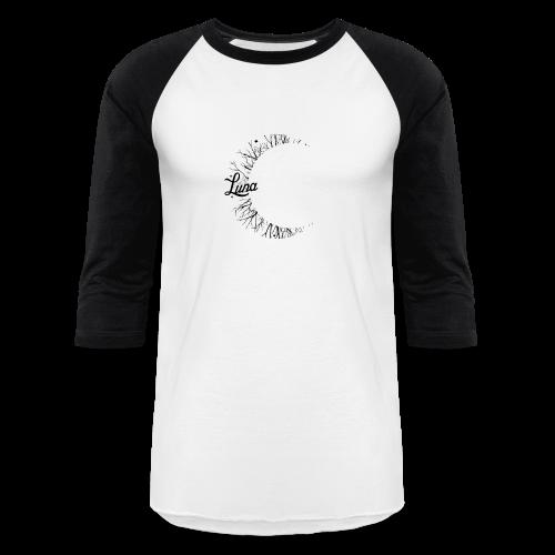 Moon Baseball Tee - Baseball T-Shirt