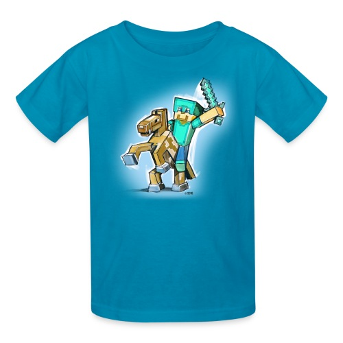 Minecraft Rocks! - Kids' T-Shirt