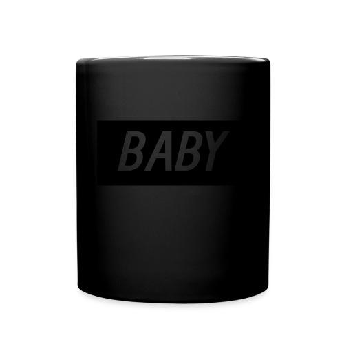 Official BabyDonut Mug (Black) - Full Color Mug