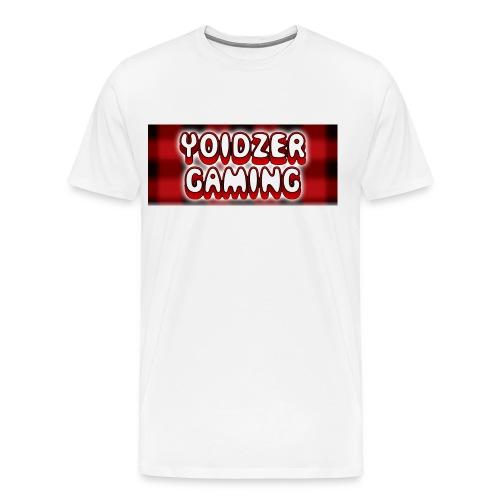 YoidzerGaming T-Shirt - Men's Premium T-Shirt