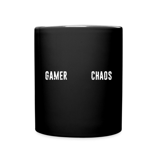Gamer Chaos Mug - Full Color Mug