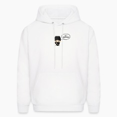 BanditGaming White Hoody With Logo