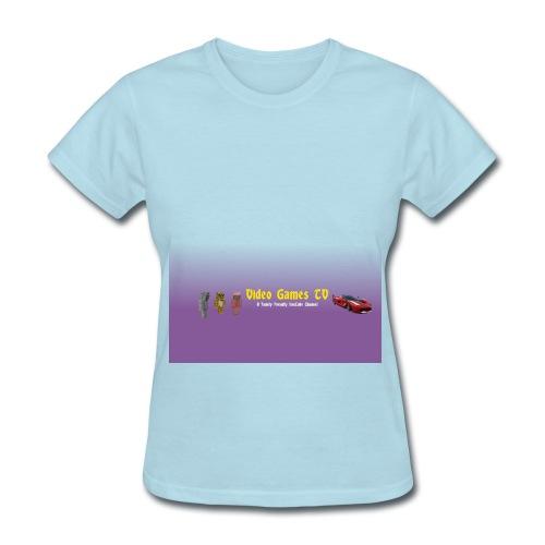 VGTV Punkette T-Shirt - Women's T-Shirt
