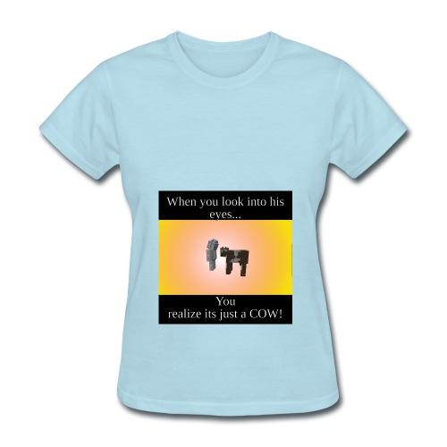 VGTV #MyMinecraftRobot T-Shirt - Women - Women's T-Shirt