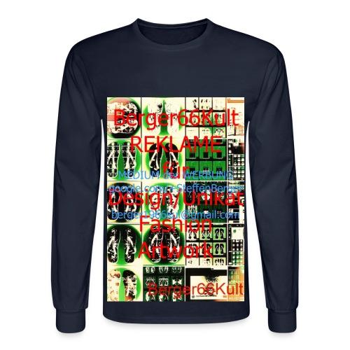 berger1966kult@gmail.com 11 - Men's Long Sleeve T-Shirt