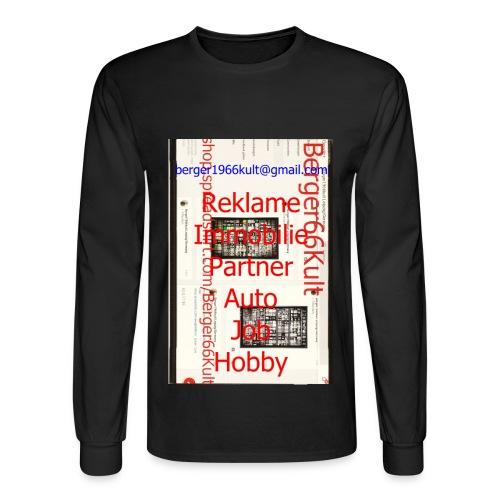 erger1966kult@gmail.com 06 - Men's Long Sleeve T-Shirt