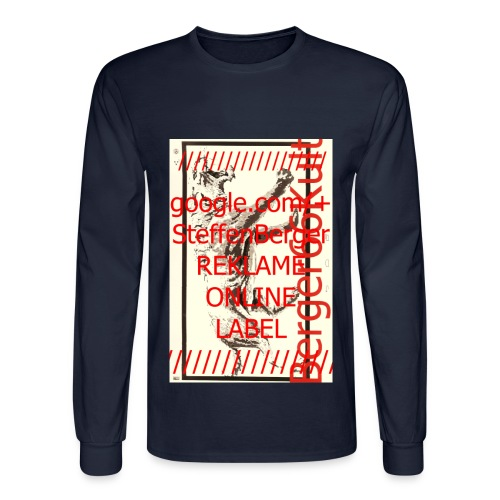 berger1966kult@gmail.com 12 - Men's Long Sleeve T-Shirt