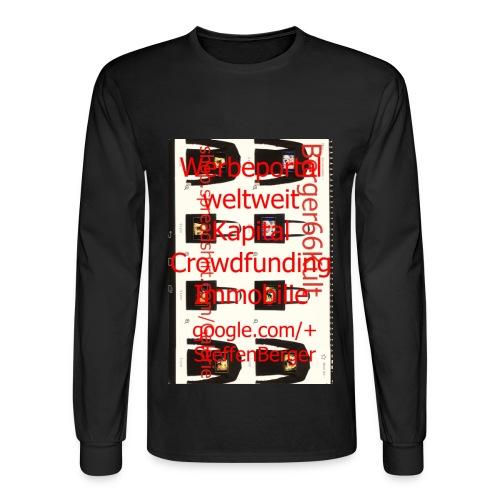 berger1966kult@gmail.com 05 - Men's Long Sleeve T-Shirt