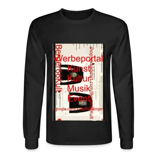 berger1966kult@gmail.com 04 - Men's Long Sleeve T-Shirt