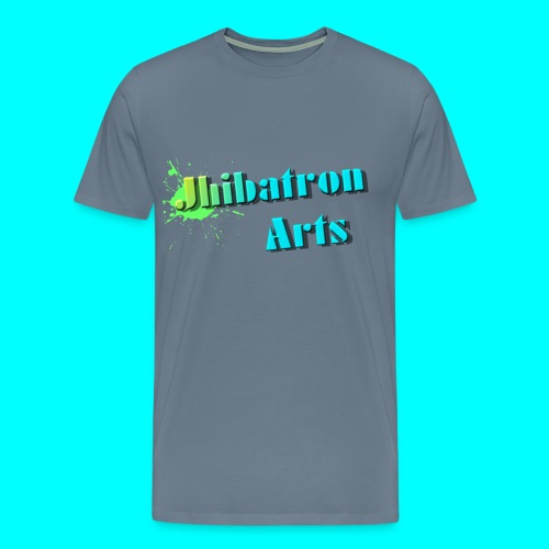Official JHIBATRON ARTS T-Shirt - Men's Premium T-Shirt