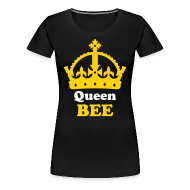 T-Shirts ~ Women's Premium T-Shirt ~ Queen Bee