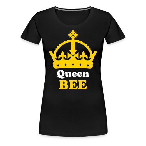 Queen Bee - Women's Premium T-Shirt
